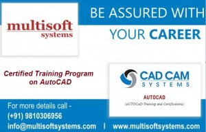 AutoCAD Mechanical Certification