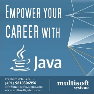 Java certification training in Noida
