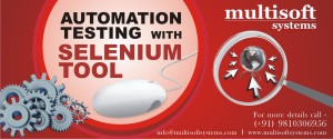 Selenium Testing Training in NCR