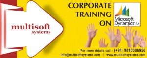 Corporate training on MS Dynamics AX_02