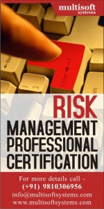 Risk Management Professional Certification