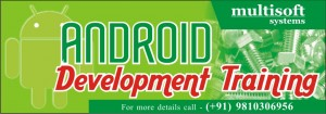 Android Development Training Course