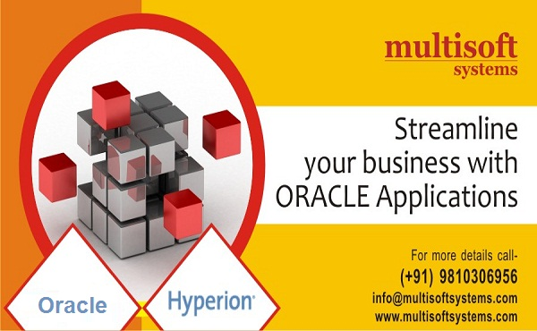 Oracle Hyperion Training