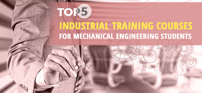 Top 5 industrial training courses