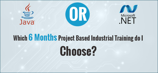 6 Months Project Based Industrial Training