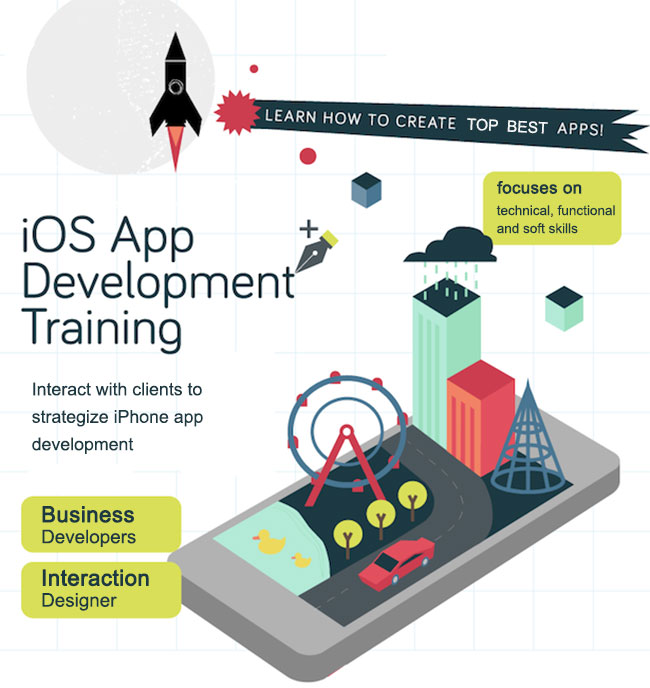 best iOS development training