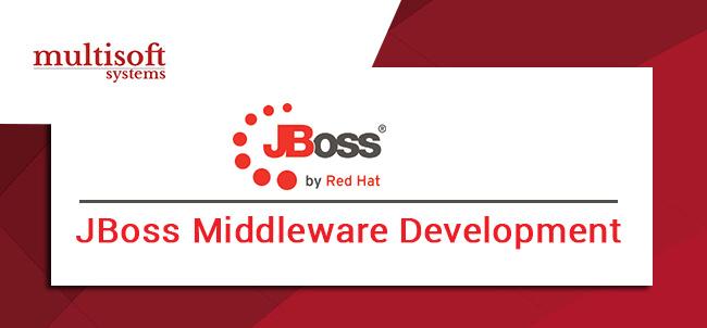 Connecting enterprises with JBoss Middleware Development - Multisoft