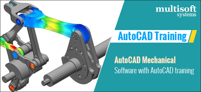 Know the Aspects of AutoCAD Mechanical software with AutoCAD