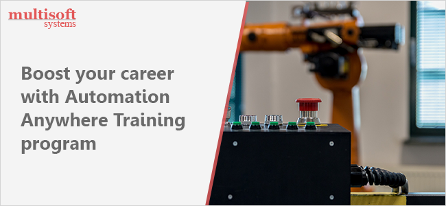 Technology Management Image: Boost Your Career With Automation Anywhere Training