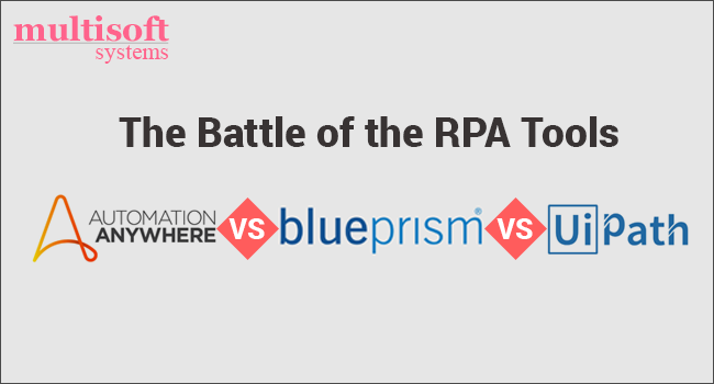 The Battle of the RPA Tools: Automation Anywhere vs  Blue