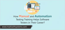 Automation-Manual-Testing-Training