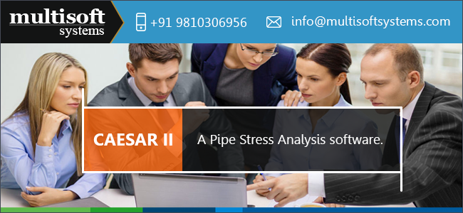 CAESAR-Pipe-Stress-Analysis-Training