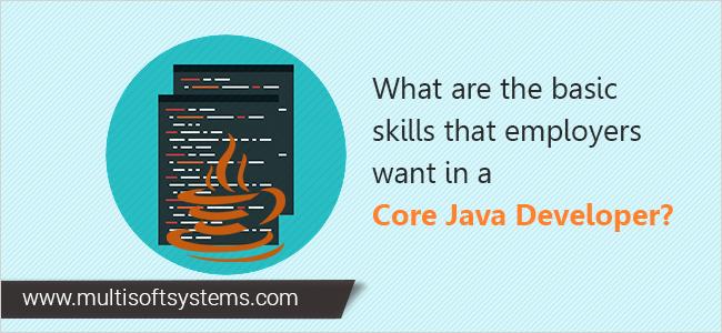Core-Java-Developer-Training-in-Noida