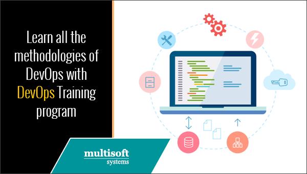 Learn all the methodologies of DevOps with DevOps Training
