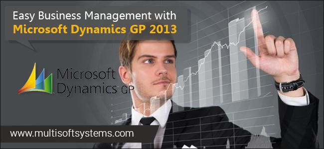 Microsoft-Dynamics-GP-2013-Training