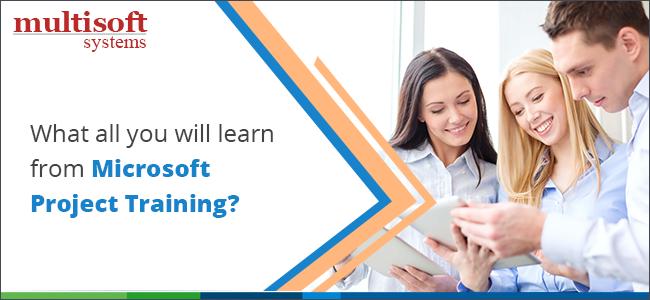Microsoft-Project-Training