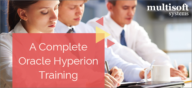 Oracle-Hyperion-Training