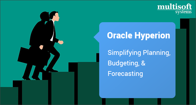 Oracle Hyperion: Simplifying Planning, Budgeting, and