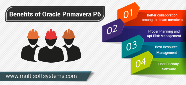 Oracle-Primavera-P6-Training