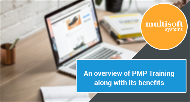 An overview of PMP Training along with its benefits - Multisoft Systems