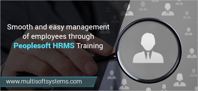 PeopleSoft-HRMS-training