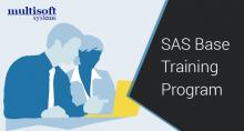 SAS-Base-Training-program