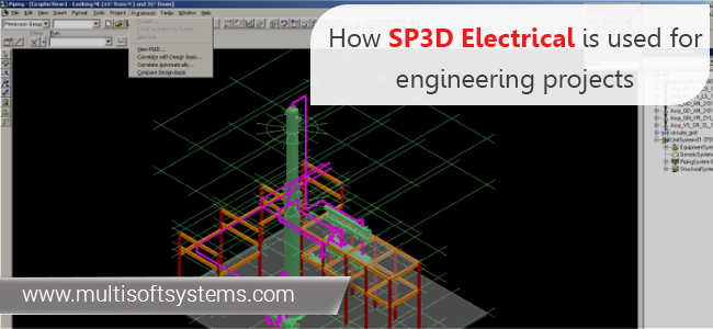 SP3D-Electrical-Training