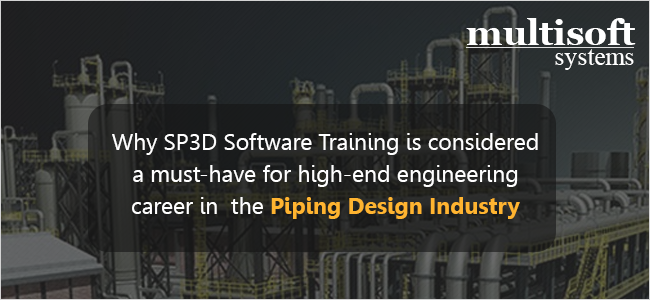 SP3D training institute in Noida, Delhi| Pipe designing