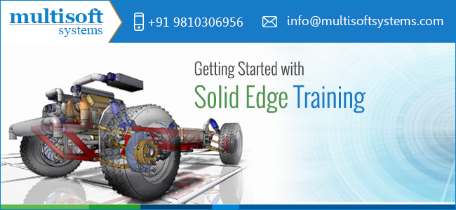 Solid Edge Training Course | Solid Edge Training in noida