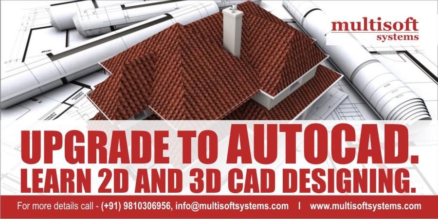 AutoCAD training provider in Noida