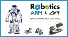 ARM training with Robotics