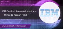 IBM-Certified-System-Administrator-Training-in-Noida