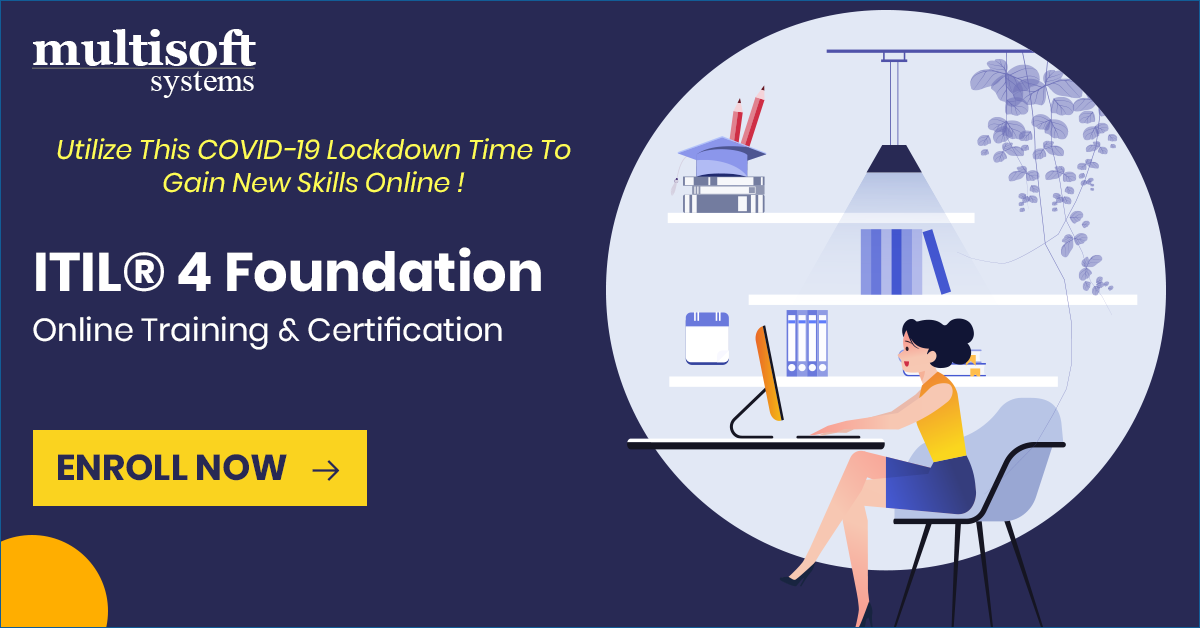 Check Whether Itil Foundation Training Is The Missing Link On Your