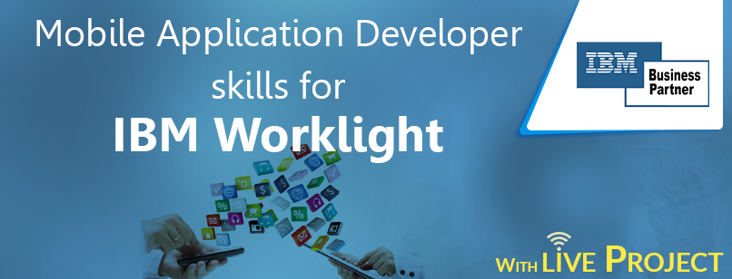 Mobile application developer with IBM Worklight