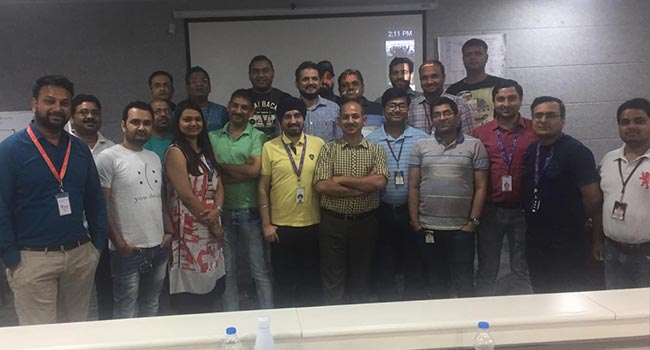 Xavient Information Systems - PMP Classroom Training