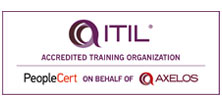 ITIL® from PeopleCert, an Accredited Certification Body from Axelos